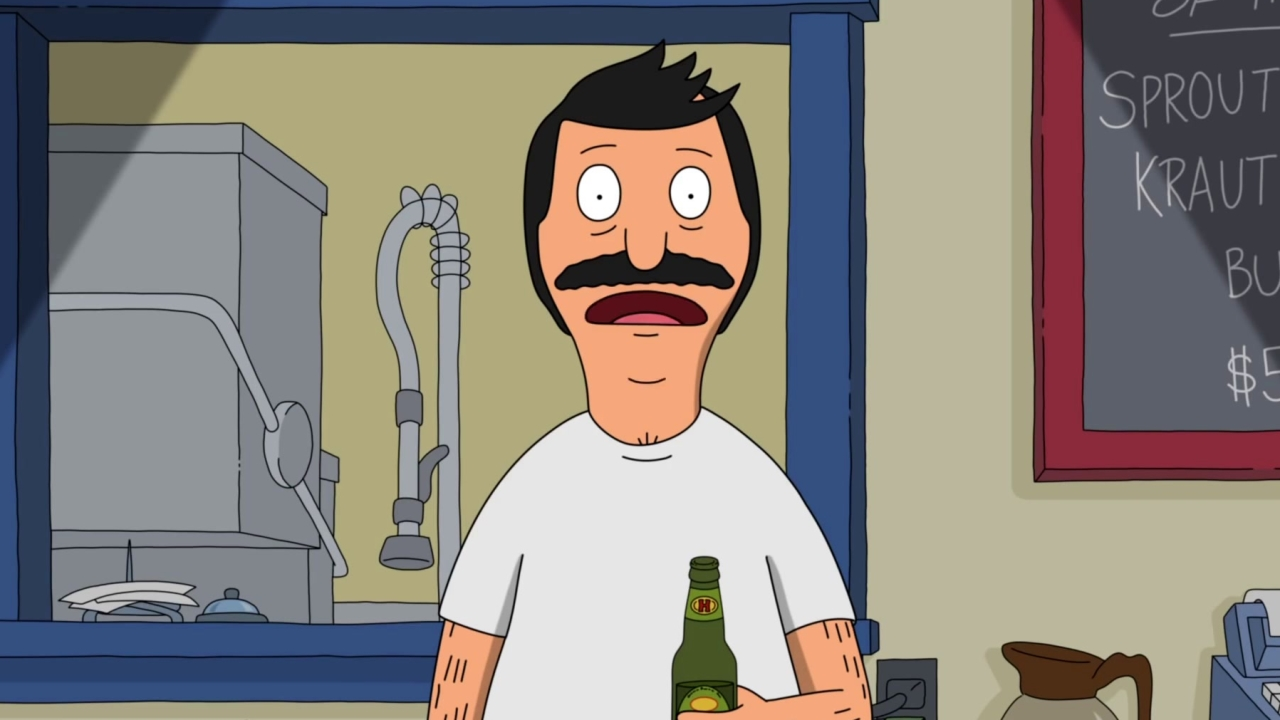 Bob's Burgers: In Bed And Hungry