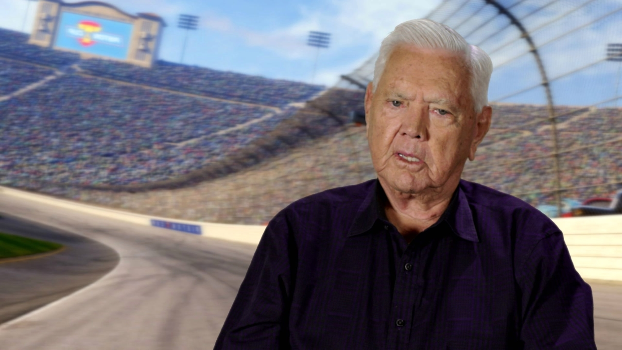 Cars 3: Junior Johnson On How NASCAR Changed Over The Years