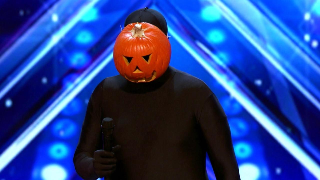 America's Got Talent: Dancing Pumpkins