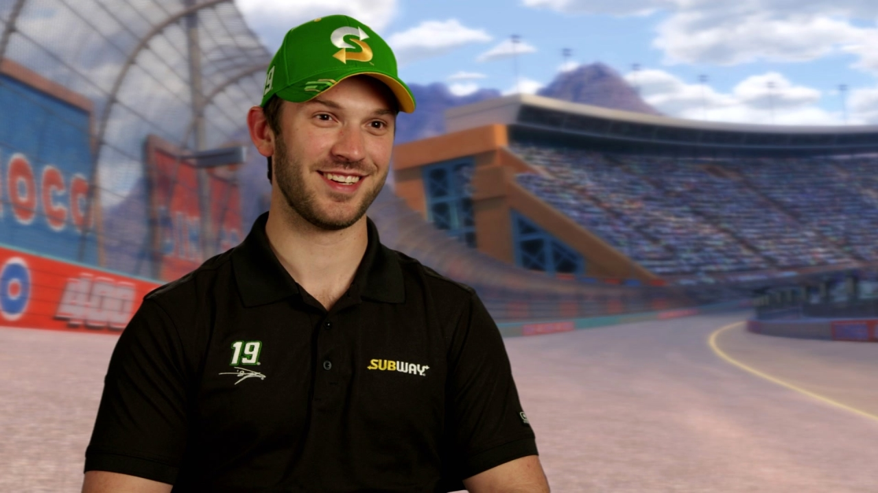 Cars 3: Daniel Suarez On Why He's Excited To Be In The Film