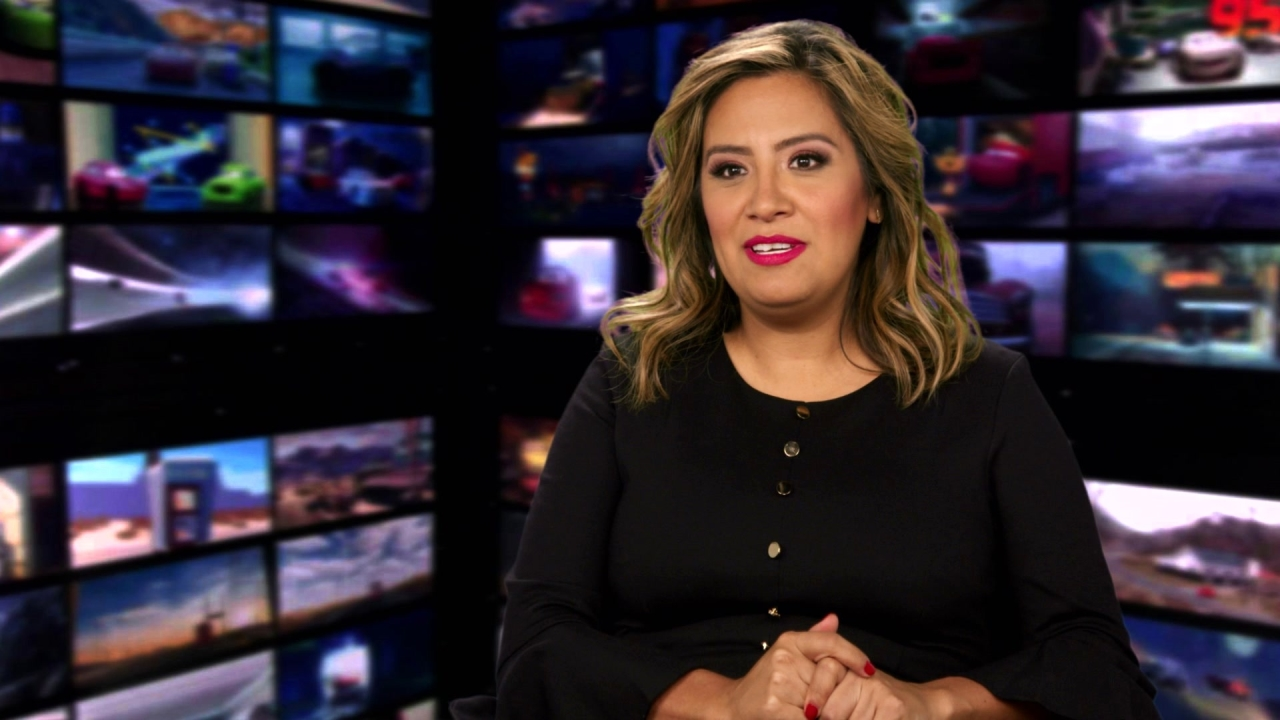 Cars 3: Cristela Alonzo On Why She Joined The Film