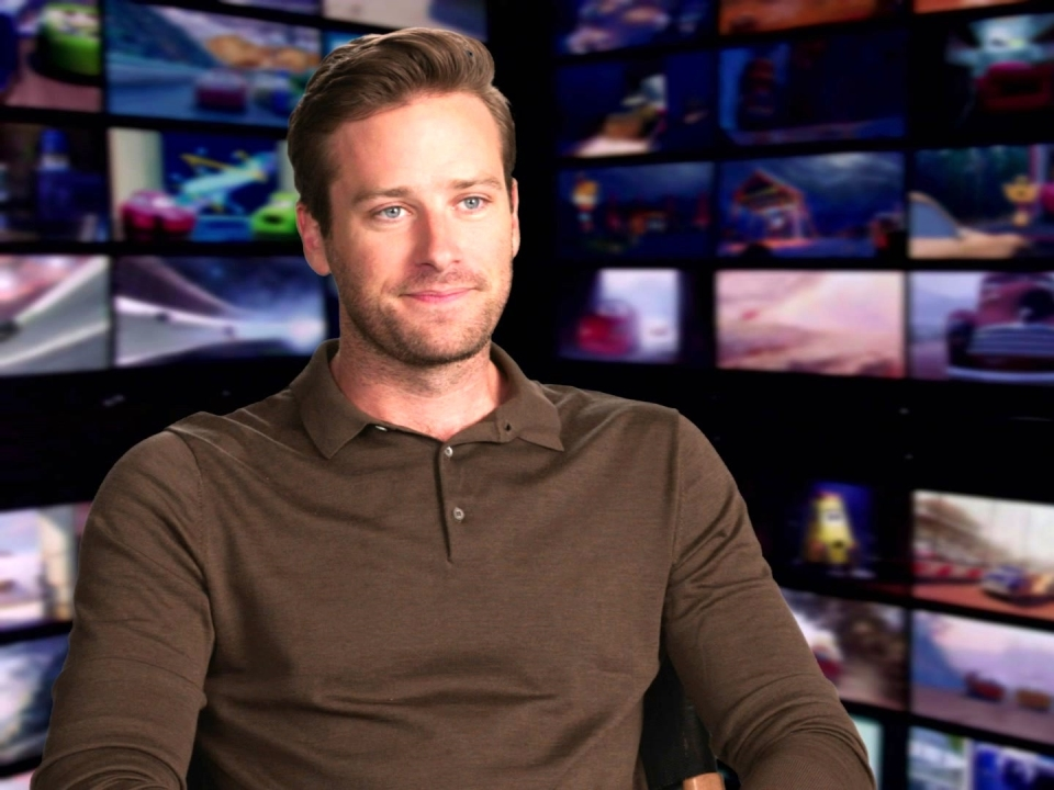 Cars 3: Armie Hammer On Why He Wanted To Be Part Of The Film