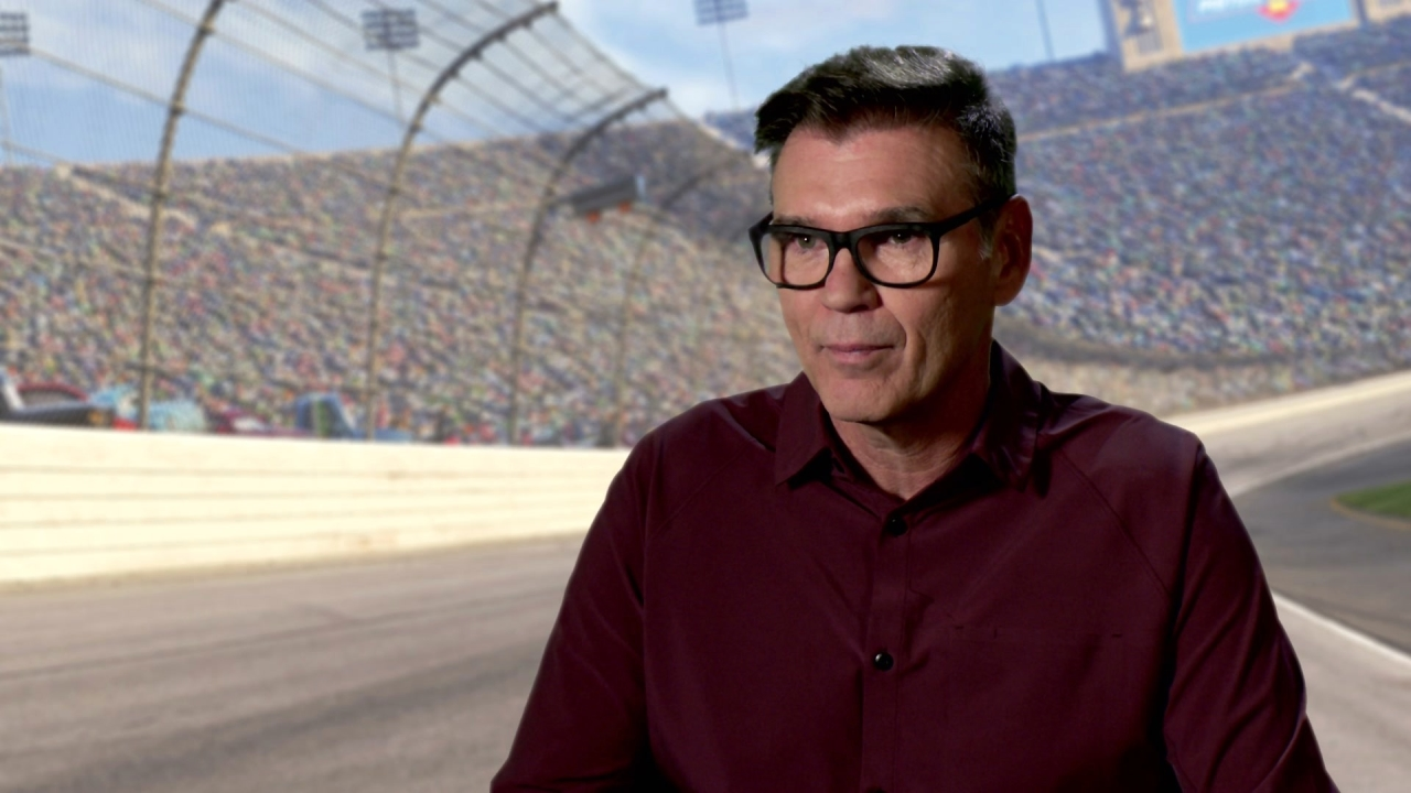 Cars 3: Ray Evernham On The Importance Of Cars And Working On 'Cars 3'