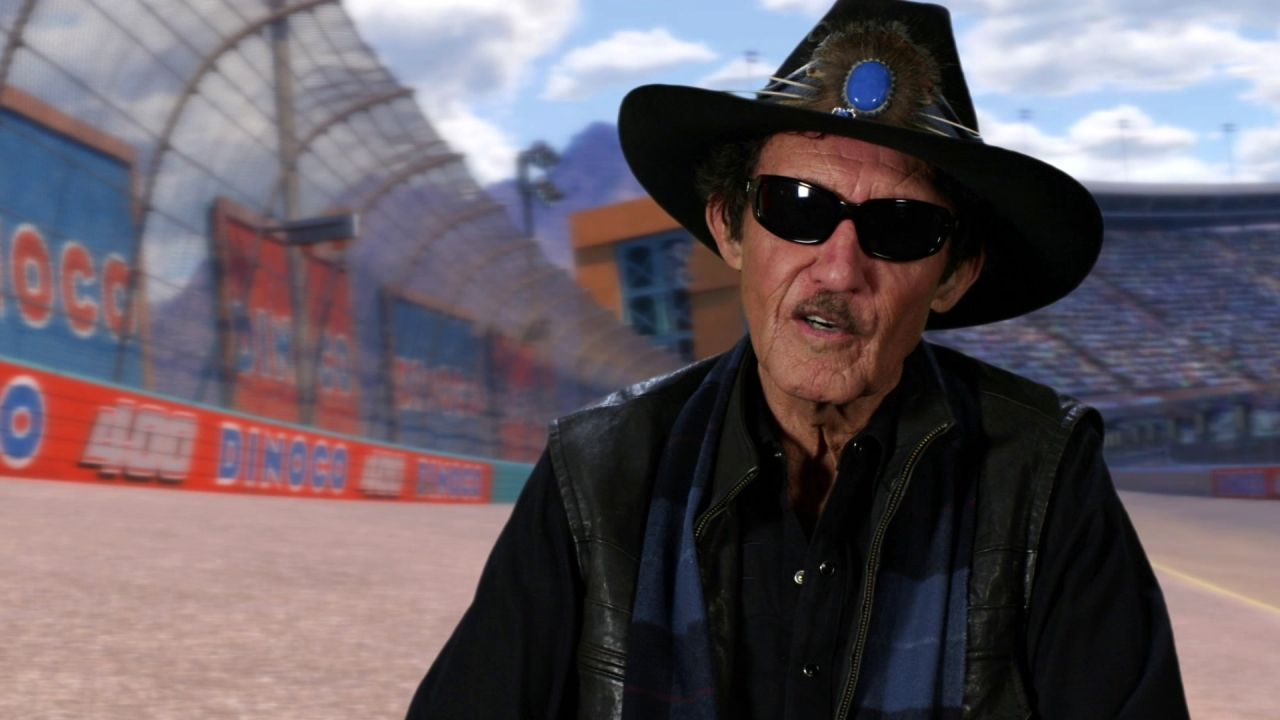 Cars 3: Richard Petty On Being Part Of The Franchise