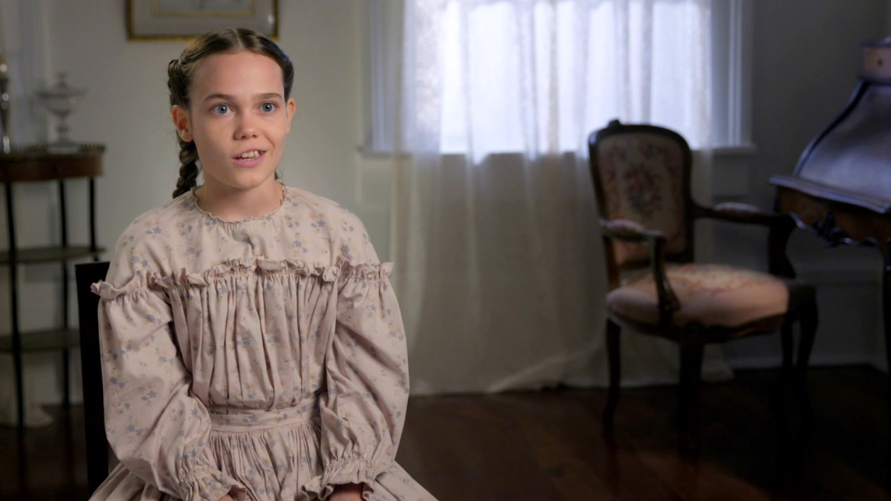 The Beguiled: Oona Laurence On Her Character