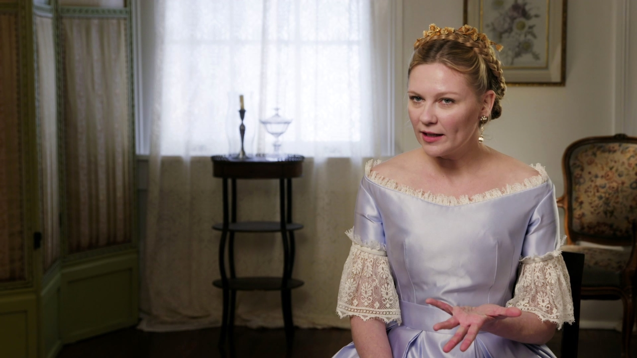 The Beguiled: Kirsten Dunst On The Script