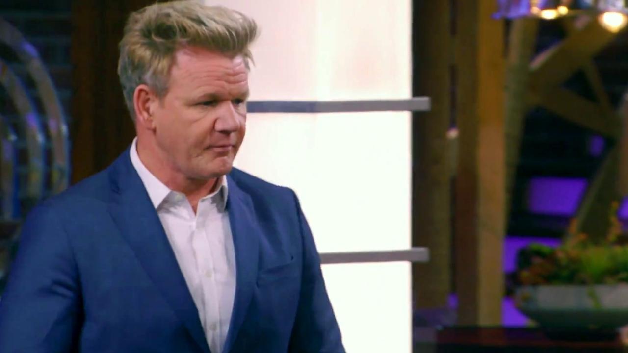 Masterchef: Mark Disrespects Gordon Ramsay