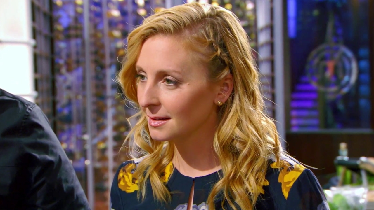 Masterchef: Heather's Ode To Her Mother