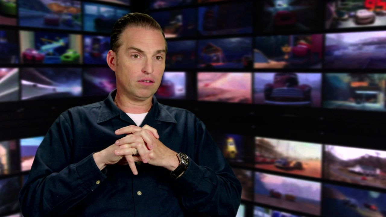 Cars 3: Jay Ward On Coming Up With The Story For 'Cars 3'
