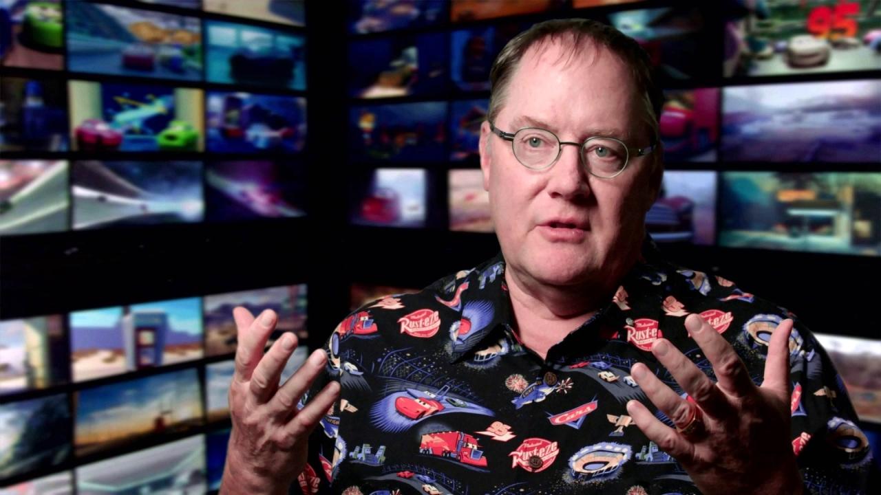 Cars 3: John Lasseter On Making 'Cars 3'