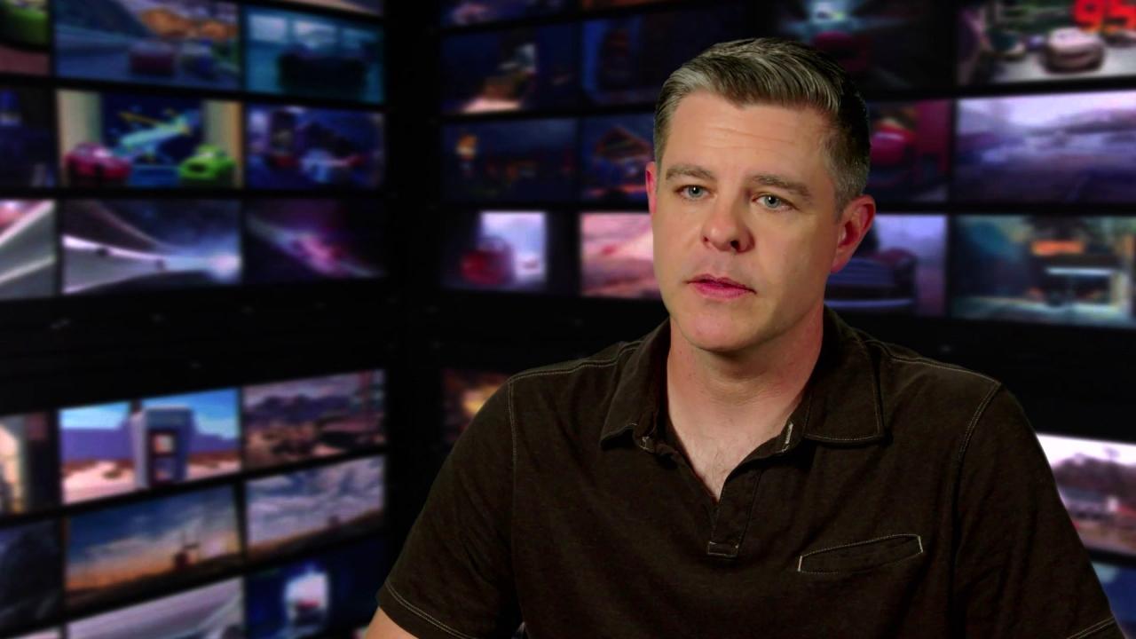 Cars 3: Scott Morse On 'Lightning McQueen's' Crash
