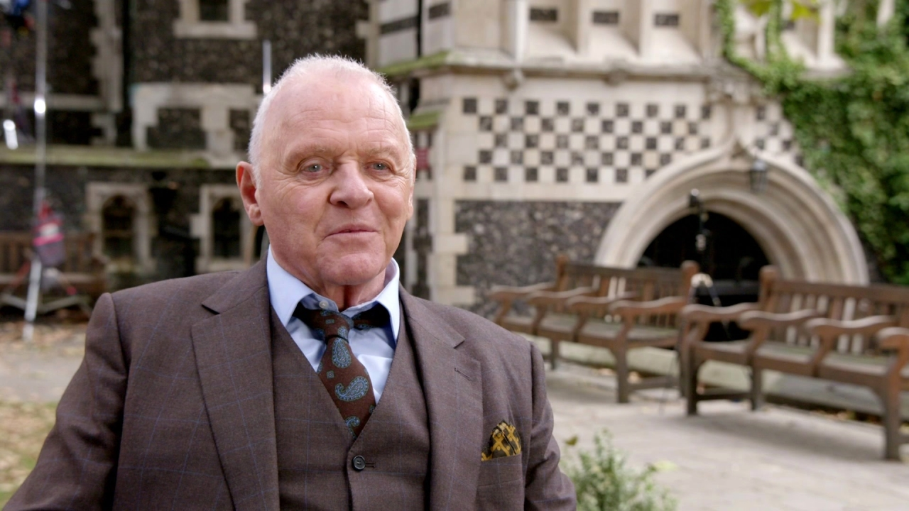 Transformers: The Last Knight: Anthony Hopkins On His Character And Role In The Story