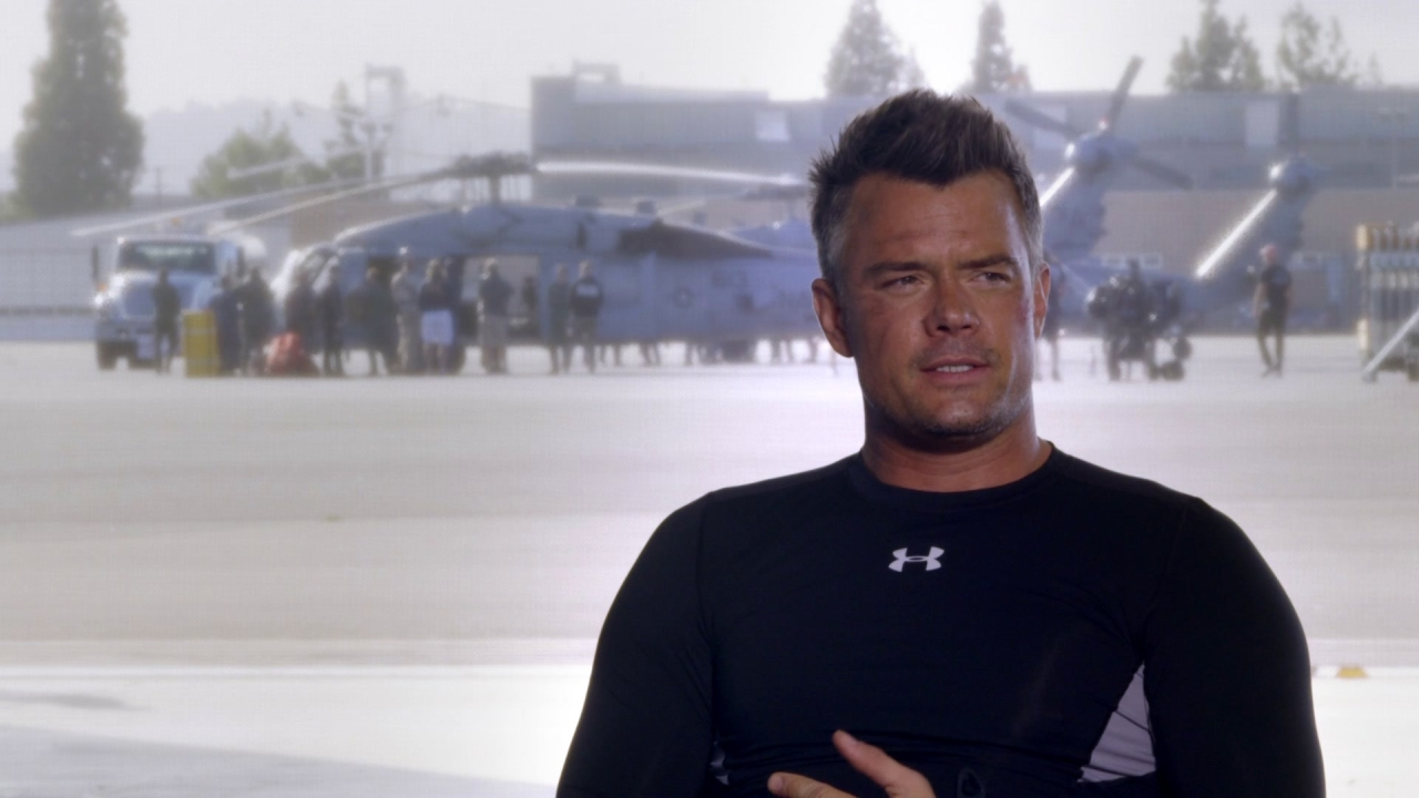 Transformers: The Last Knight: Josh Duhamel On Where The Story Finds 'Colonel Lennox'