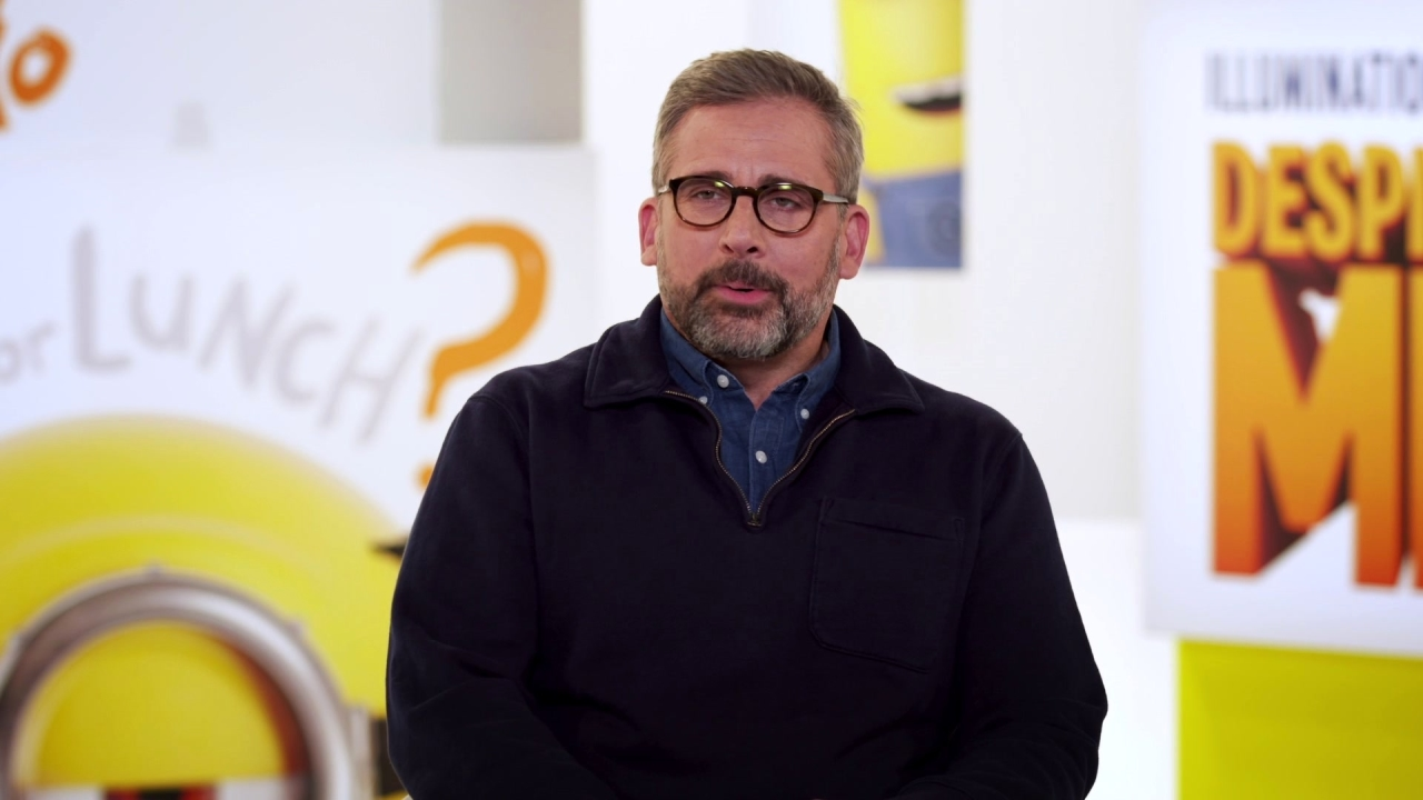 Despicable Me 3: Steve Carell On How 'Gru' Has Evolved