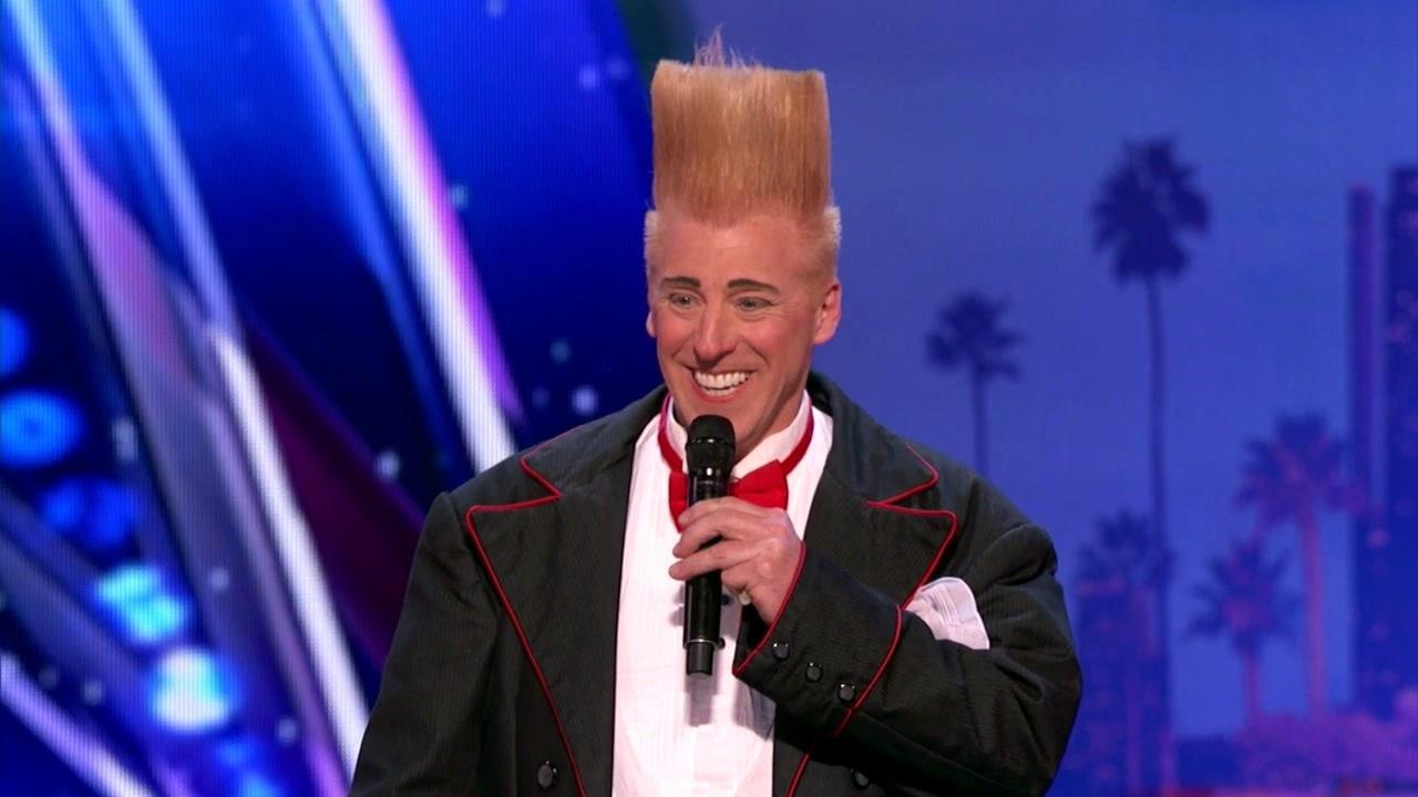 America's Got Talent: Bello Nock