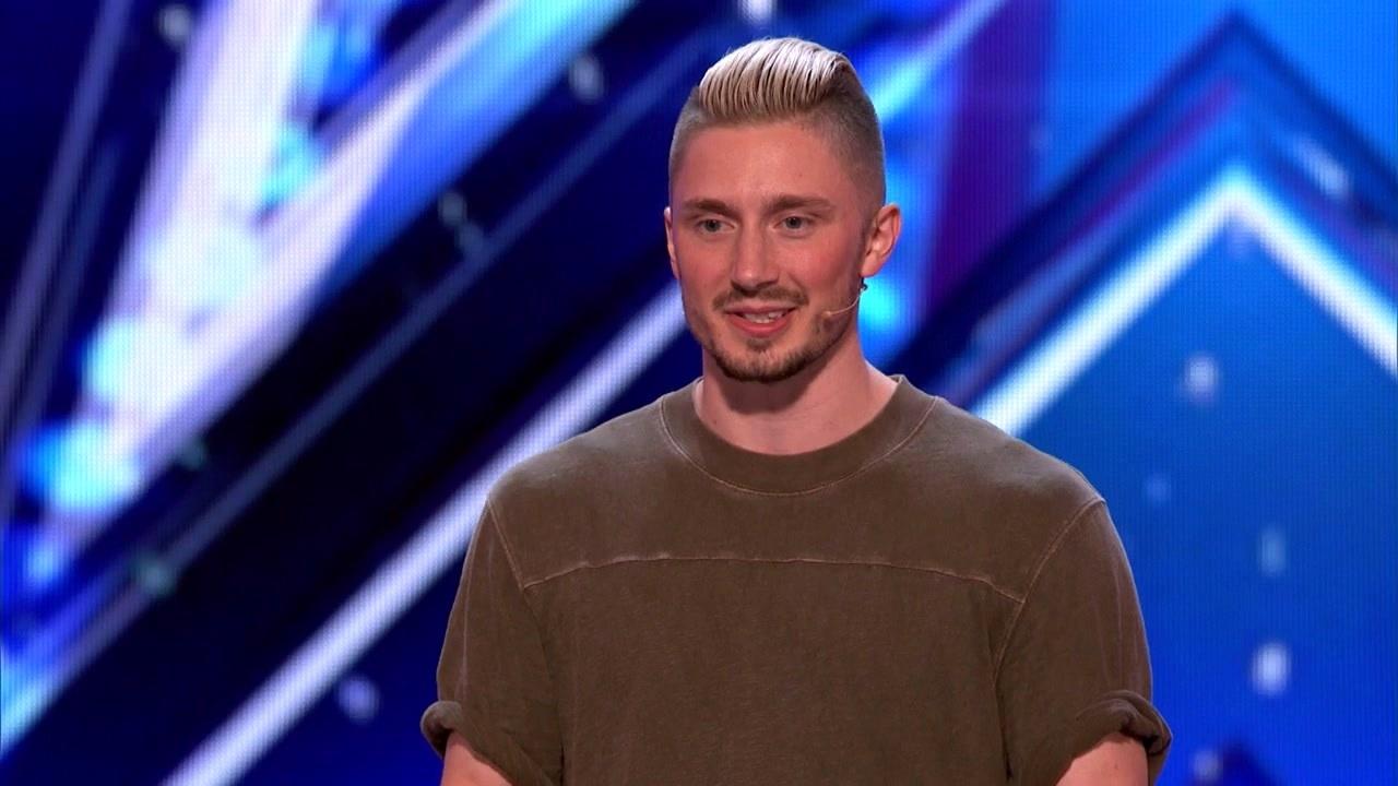 America's Got Talent: Tom London