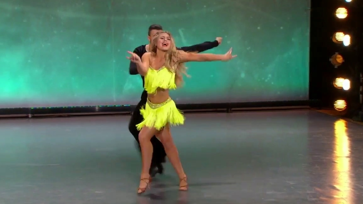 So You Think You Can Dance: Jensen Arnold & Tristan Sosa's Audition Is Amazing