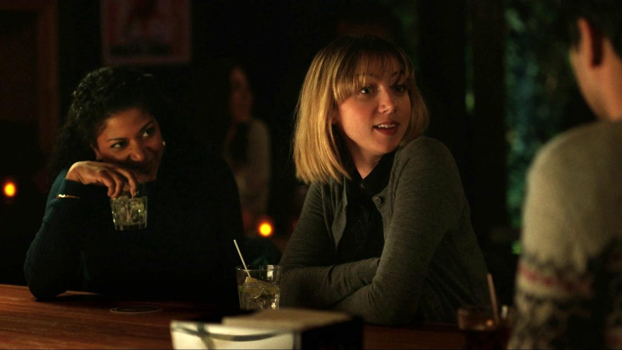The Big Sick: At Bar