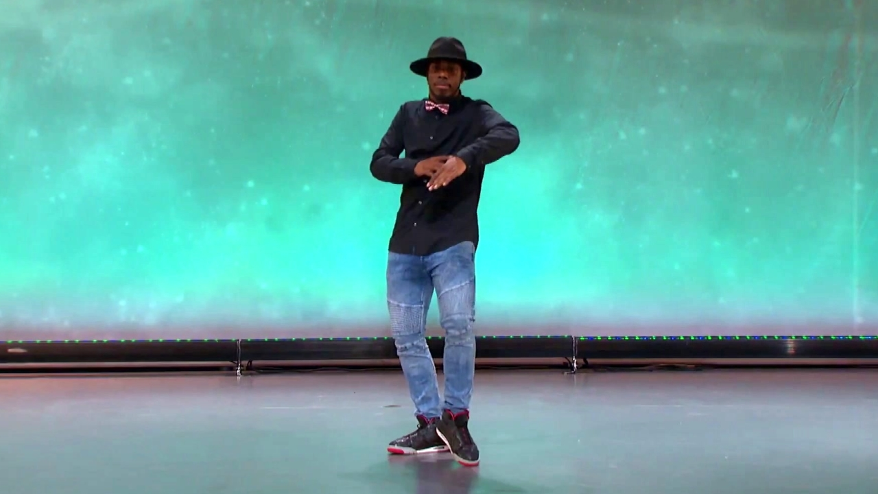 So You Think You Can Dance: Dustin Payne Impresses The Judges During His Audition