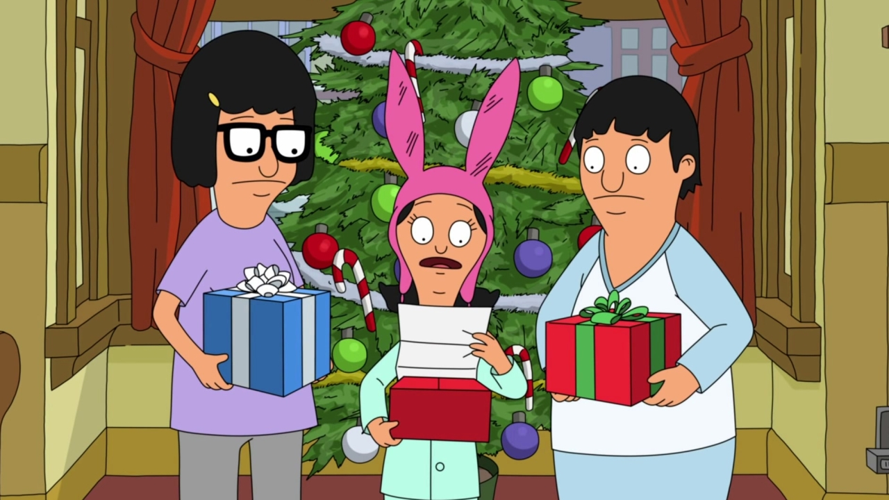 Bob's Burgers: Louise & Co Are On The Naughty List