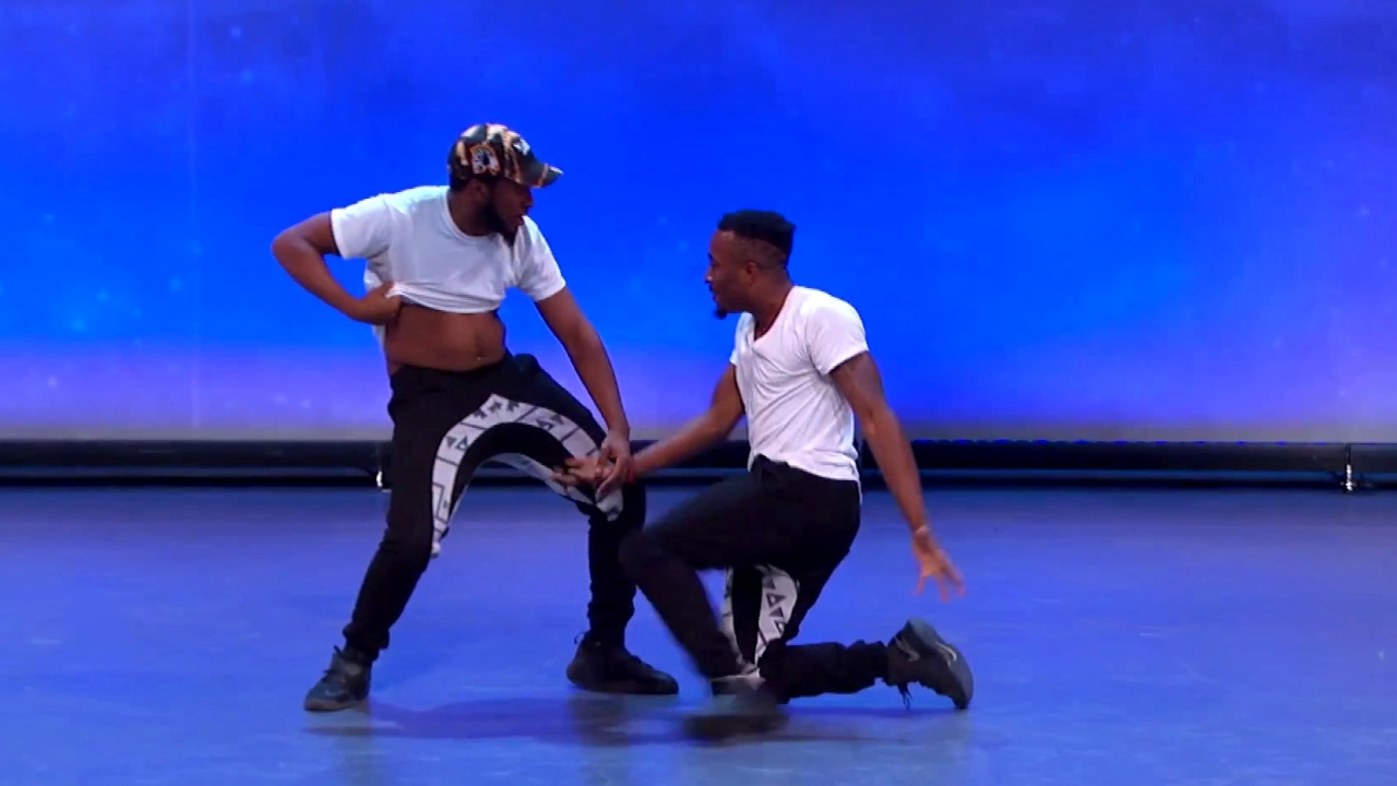 So You Think You Can Dance: Joseph & Huwer's Audition Gets A Standing Ovation