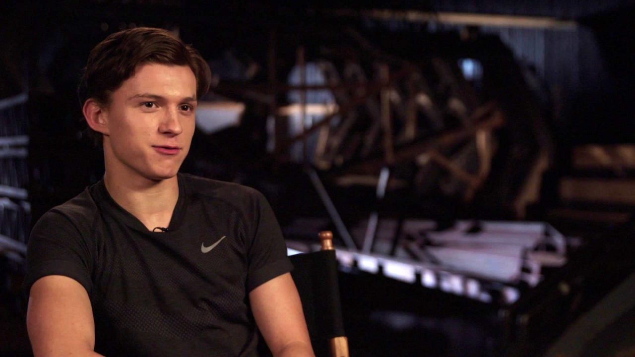 Spider-Man: Homecoming: Tom Holland On Wanting To Play Spider-Man