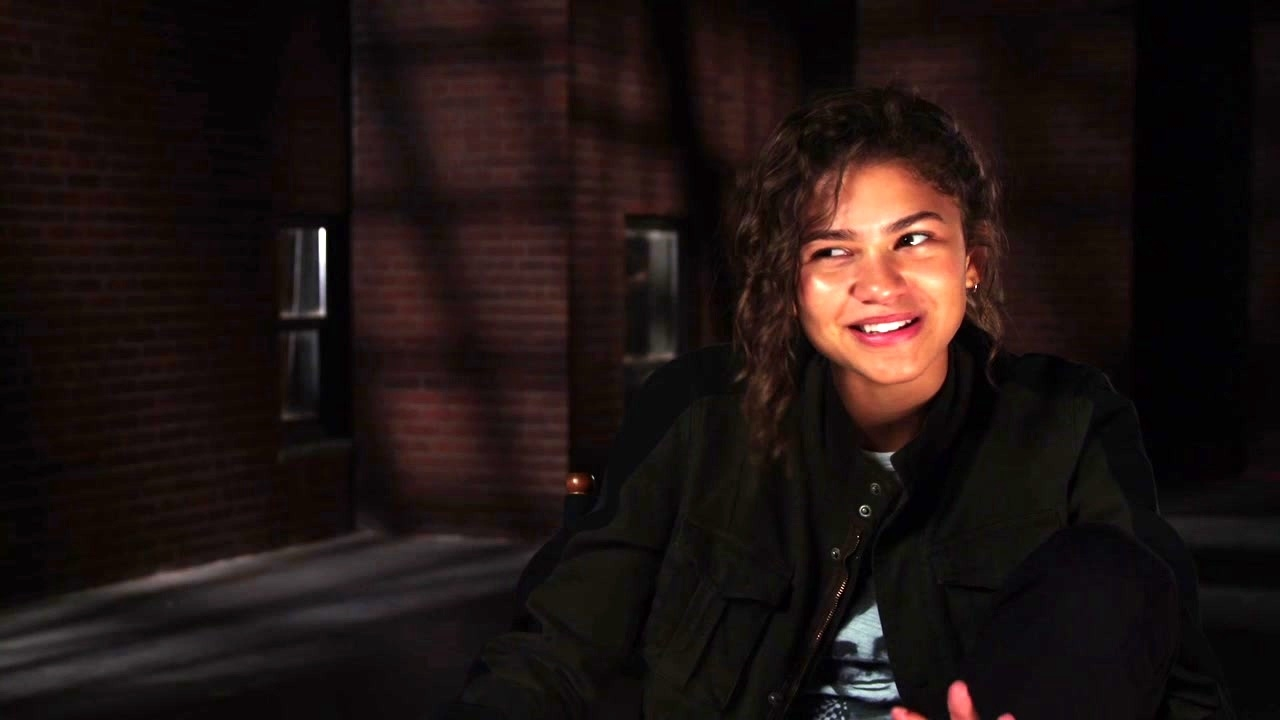 Spider-Man: Homecoming: Zendaya On The Chemistry Of The Cast