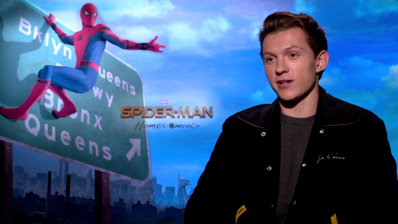 Spider-Man: Homecoming: Tom Holland On Hearing He'd Gotten The Role