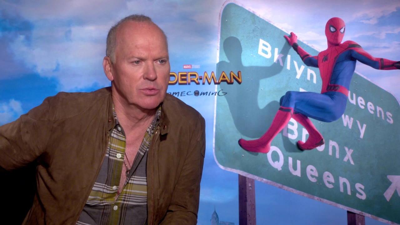 Spider-Man: Homecoming: Michael Keaton On The Relatability Of His Character