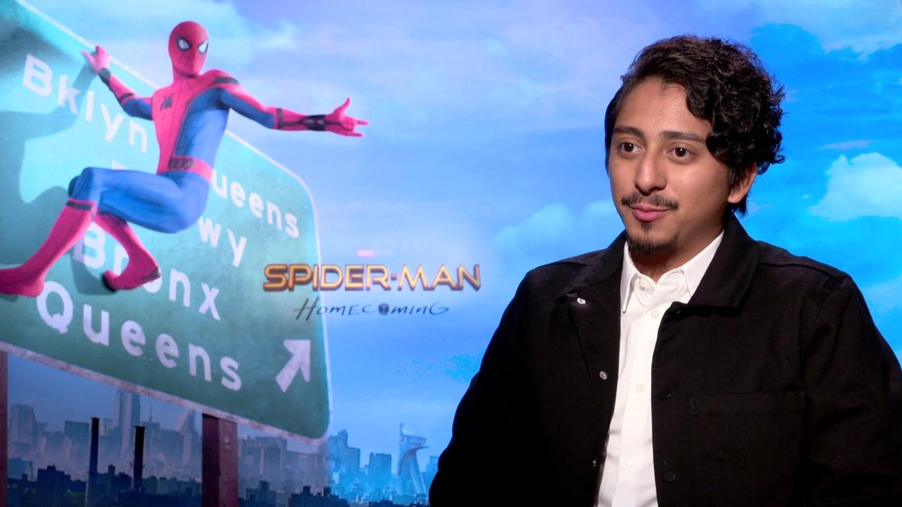 Spider-Man: Homecoming: Tony Revolori On His Character
