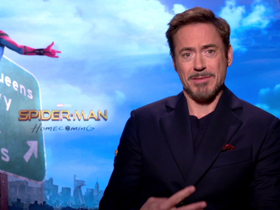 Spider-Man: Homecoming: Robert Downey Jr. On The Heart That Marvel Characters Have