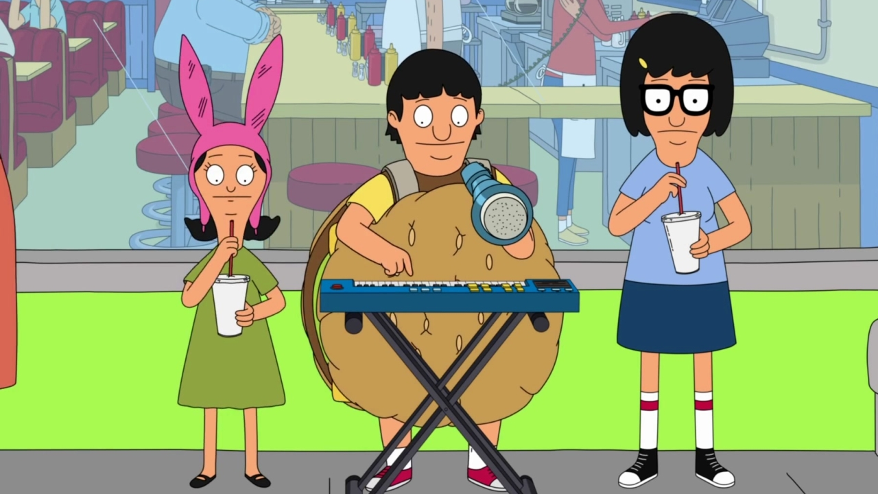 Bob's Burgers: Itty Bitty Ditty Committee