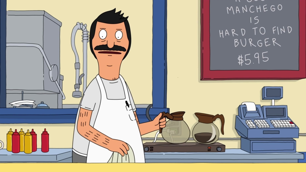 Bob's Burgers: Late Afternoon In The Garden Of Bob And Louise