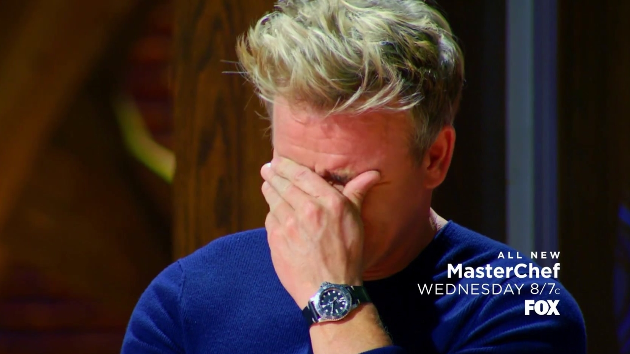 Masterchef: Silenced By The Lambs