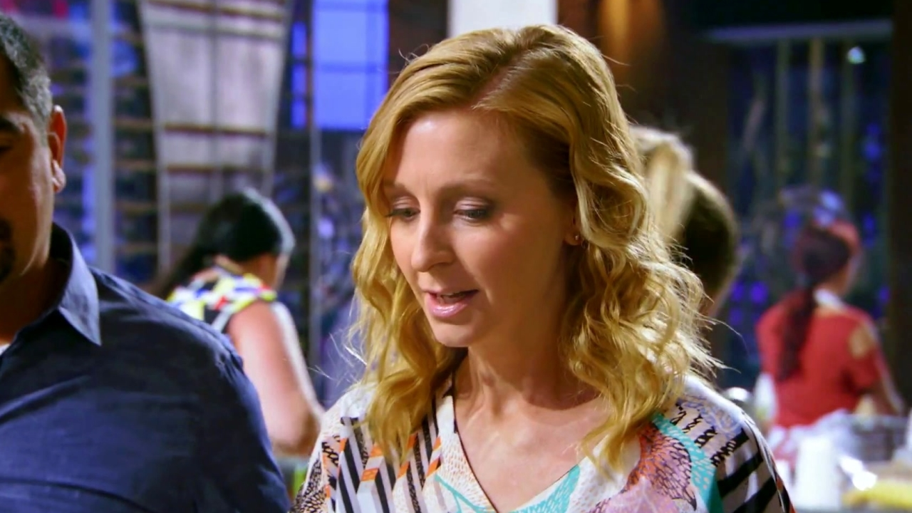 Masterchef: Christina Tosi And Aaron Sanchez Check In With Jeff