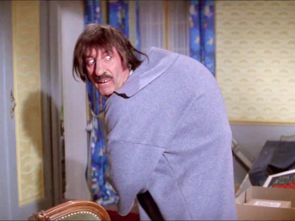 The Pink Panther Strikes Again: Clouseau Flies Again