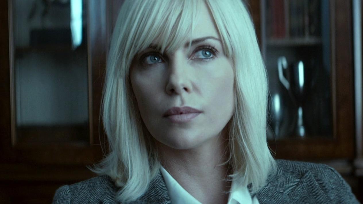Atomic Blonde (International Trailer 4)