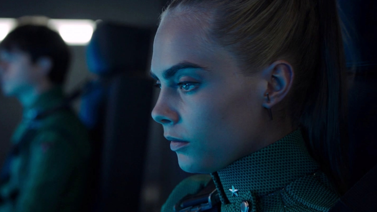 Valerian And The City Of A Thousand Planets: Welcome To The City Of A Thousand Planets