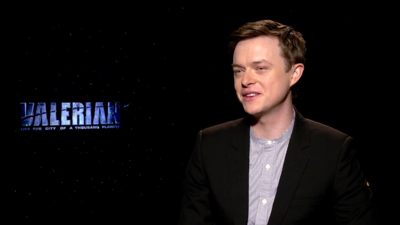 Valerian And The City Of A Thousand Planets: Dane Dehaan On His Character 'Valerian'
