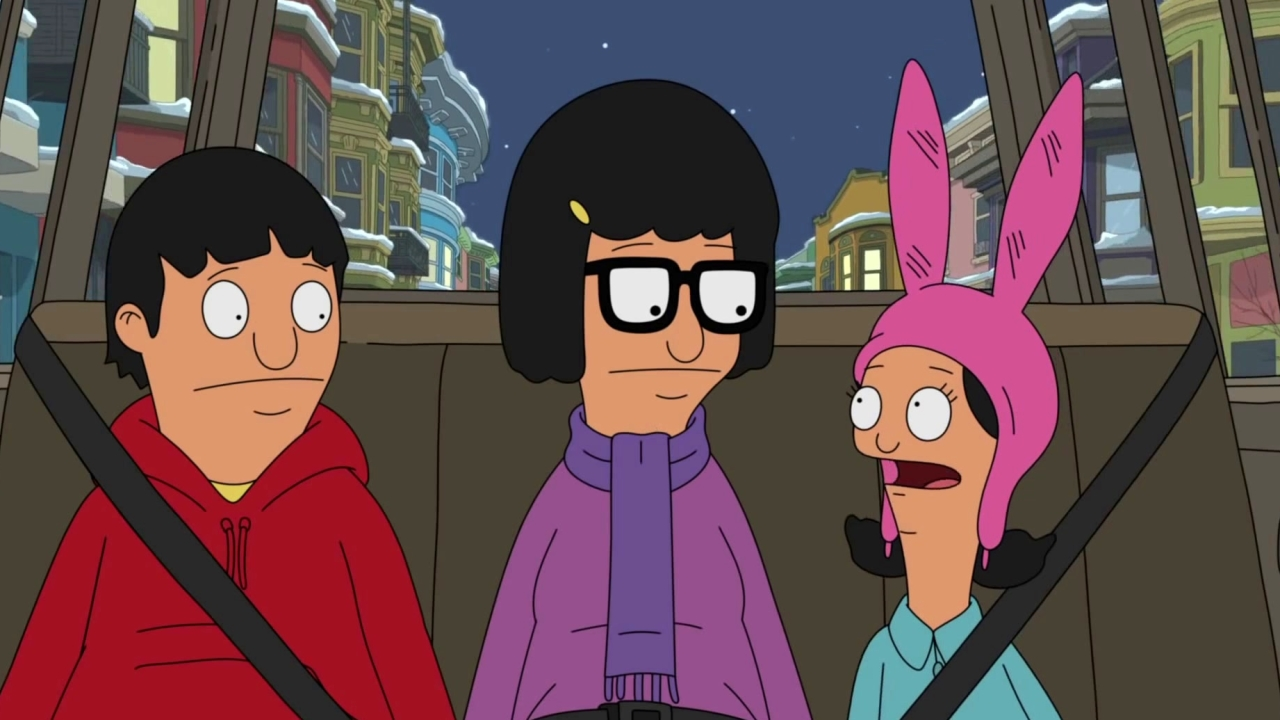 Bob's Burgers: The Kids Forget To Get A Present For Bob
