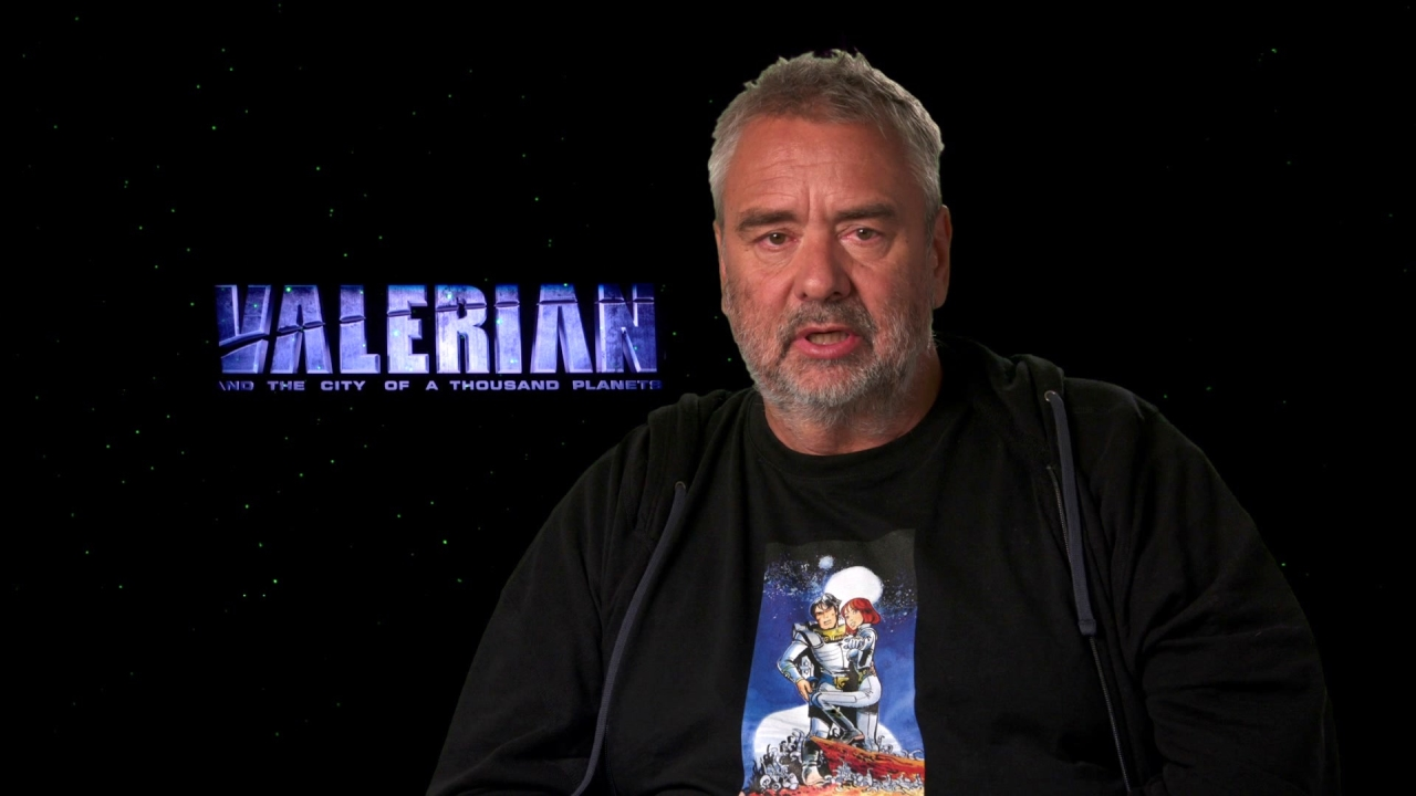 Valerian And The City Of A Thousand Planets: Luc Besson On The Big Market