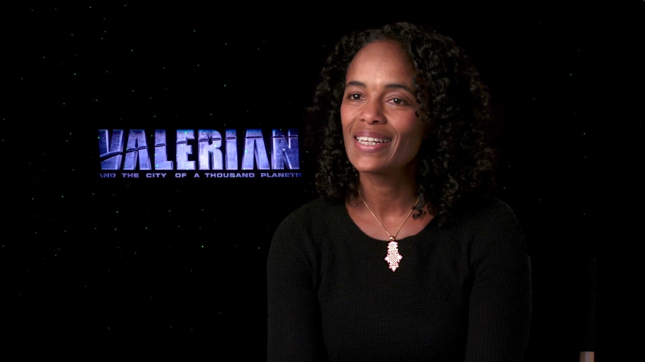 Valerian And The City Of A Thousand Planets: Virginie Besson-Silla On Alpha