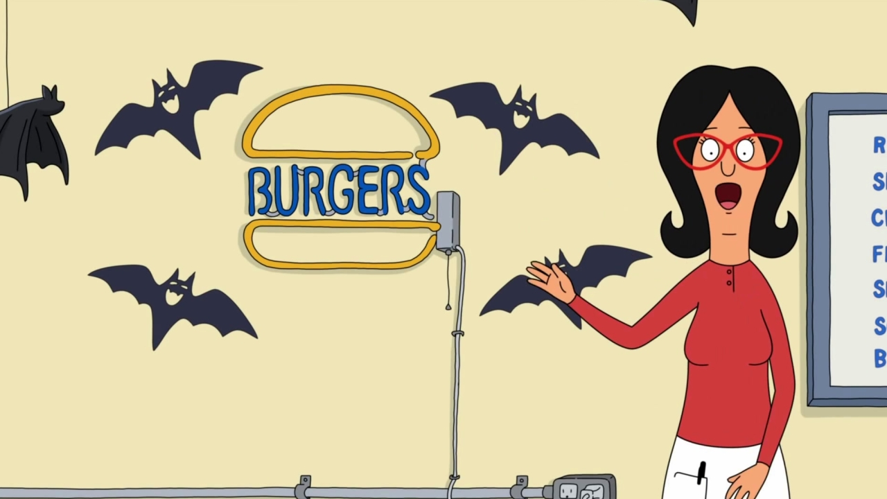 Bob's Burgers: There's An Other-Worldly Presence In The Basement