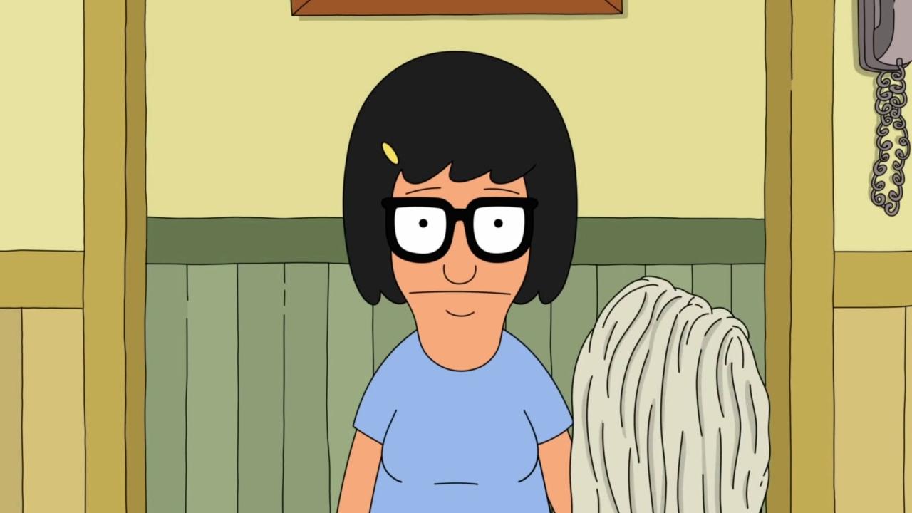Bob's Burgers: Tina Practices Her Cheer