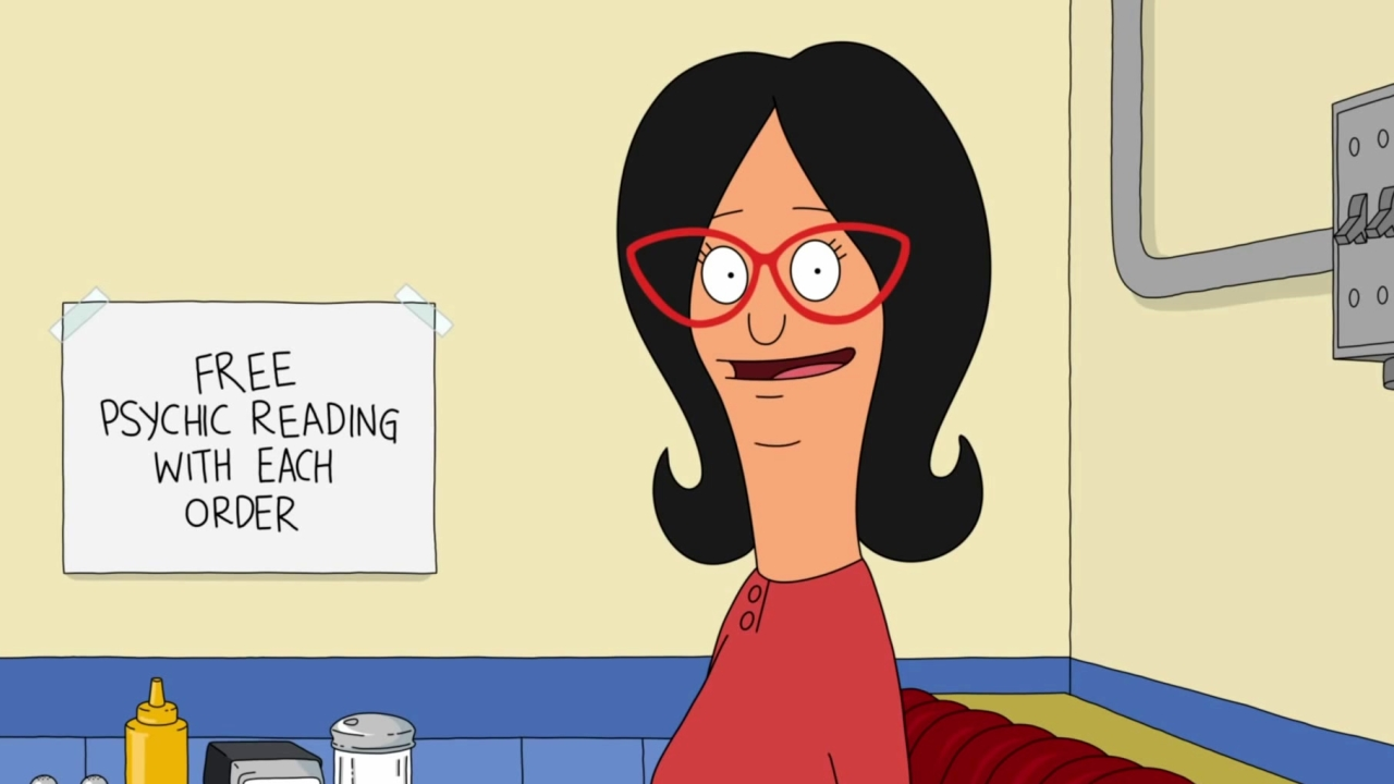 Bob's Burgers: I Get Psy-Chic Out Of You