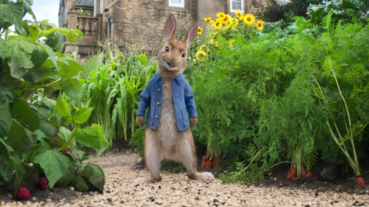 Peter Rabbit (International Trailer 1)