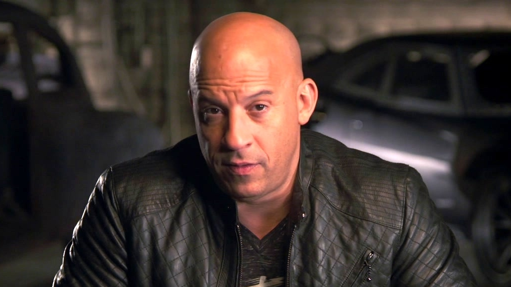 The Fate Of The Furious: Chemistry