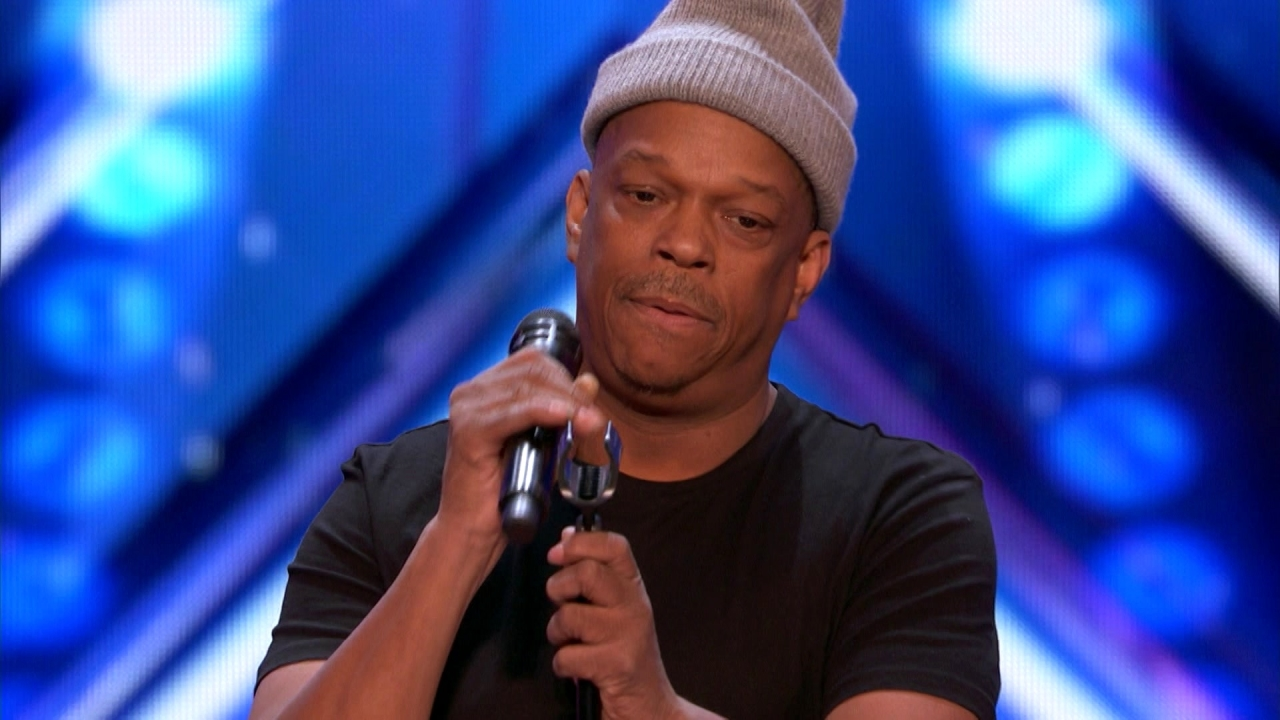 America's Got Talent: Mike Yung
