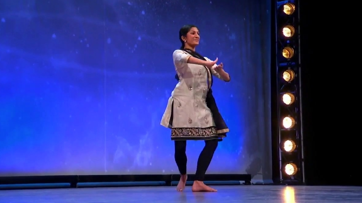 So You Think You Can Dance: Ramita Ravi Delivers A Riveting Performance
