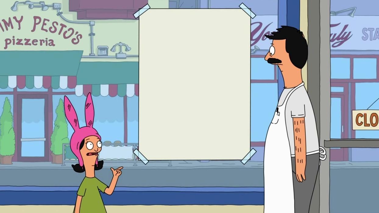 Bob's Burgers: Presto-Tina-O